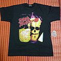Morbid Angel tour shirt