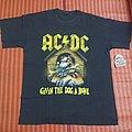 Vintage ACDC tshirt