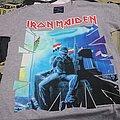 Iron maiden shirt - 2 minutes to mignight