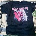 Iron maiden purgatory tshirt