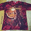 All overprint iron maiden TShirt or Longsleeve