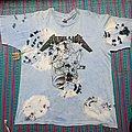 Vintage Acid wash metallica tshirt