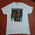 Iron maiden the book of souls Europe tour TShirt or Longsleeve