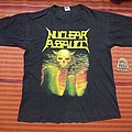 Vintage Nuclear Assault tshirt