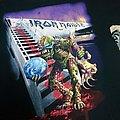 Iron maiden the final frontier tour shirt