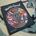 Vintage motorhead patch