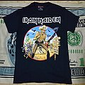 Iron maiden the book of souls Texas tour 2017 TShirt or Longsleeve
