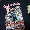 Iron maiden tour shirt