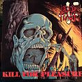 Blood Feast - Kill For Pleasure Tape / Vinyl / CD / Recording etc
