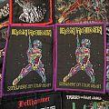 Iron Maiden Somewhere On Tour 86/87 Patch X 2