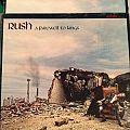 Rush - A Farewell To Kings Tape / Vinyl / CD / Recording etc