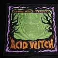 Patch - Acid Witch- Sabbath Of The Undead Patch