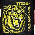 Tygers of Pan Tang - Don't Touch Me there patch