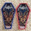Nifelheim - Devil's Force official coffin patch