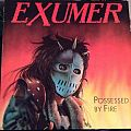 Exumer - Possessed By Fire Tape / Vinyl / CD / Recording etc
