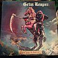 Grim Reaper - See You In Hell Tape / Vinyl / CD / Recording etc