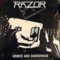 Razor - Armed and Dangerous Tape / Vinyl / CD / Recording etc
