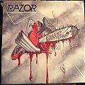 Razor - Violent Restitution Tape / Vinyl / CD / Recording etc