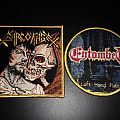 Patch - Sarcofago Rotting, Entombed Left Hand Path patches