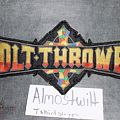 Bolt Thrower - Patch - Bolt Thrower Back Patch