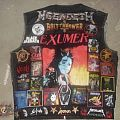 Slayer - Battle Jacket - Almostwilt's Kutte update