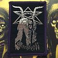 original Witchfynde - Give em' Hell Patch