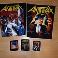 Anthrax patch set for you