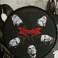 Dismember Pieces round patch