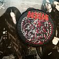 Deicide Round Patch