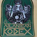 Atlantean Kodex Backpatch from KEEP IT TRUE 2017