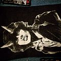 AC/DC vintage backpatch Angus Young