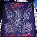 Obituary Cause Of Death patch