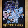 Death Spiritual Healing backpatch