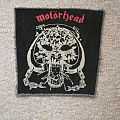 Motörhead Overkill Vintage Backpatch