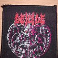 Deicide Deicide small square medallion patch