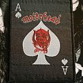 Motörhead Ace Of Spades Vintage Patch