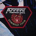 Accept European Tour patch