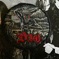 Dio Holy Diver round patch