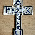 Atlantean Kodex Cross Patch