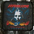 Annihilator - Patch - Annihilator Never, Neverland patch