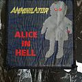 Annihilator - Patch - Annihilator Alice In Hell patch