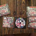 Zombie Riot Nuclear Zombie Massacre EP Tape / Vinyl / CD / Recording etc
