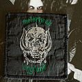 Motörhead Snaggletooth vintage patch