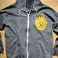 machine head - burn my eyes - zipper  Hooded Top