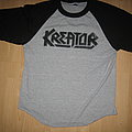 Kreator Baseball Shirt