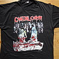 Cannibal Corpse Butchered at Birth Tour Shirt