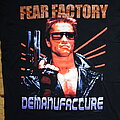 Fear Factory - TShirt or Longsleeve - Fear Factory Demanufacture Arni Shirt