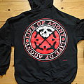 Life of Agony Zipper Hooded Top