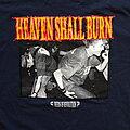 Heaven Shall Burn - TShirt or Longsleeve - Heaven Shall Burn ExC Rip Off