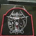 Nifelheim - Patch - Nifelheim - SatanataS tombstone patch